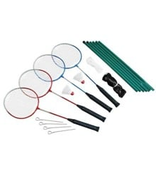 Spring Summer - Badminton sæt (4 prs)