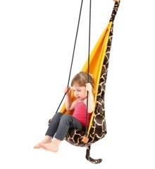 Amazonas - Hang Mini Giraffe Hængestol - Brun/Orange