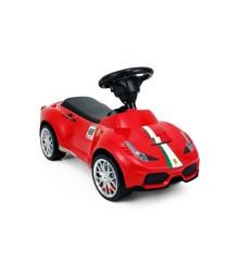 Babytrold - Car Activity Ride On - Ferrari