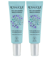 Rosalique - 2x 3 in 1 Anti Redness SPF50