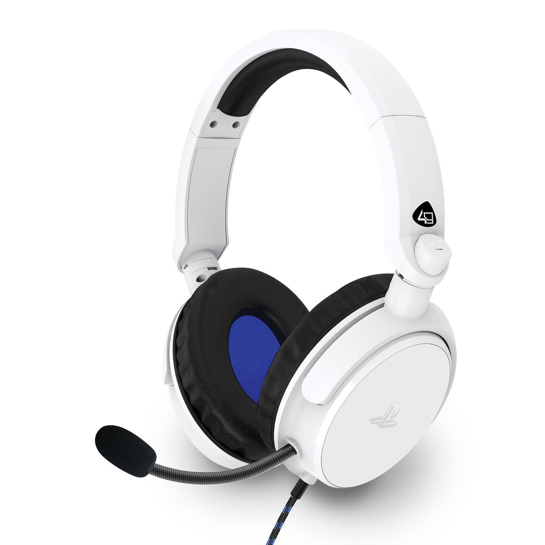 Bilde av Abp Pro50 Ps4 Stereo Gaming Headset White