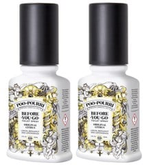Poo~Pourri - 2x Original Citrus Toilet Spray 59 ml