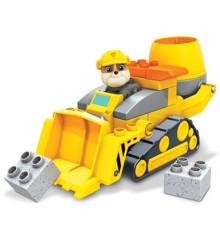 Mega Bloks - Paw Patrol - Buildable Vehicle - Rubble (GYW91)