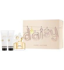 Marc Jacobs - Daisy EDT VAPO 50 ml + Body Lotion 75 ml + Shower Gel 75 ml - Gavesæt