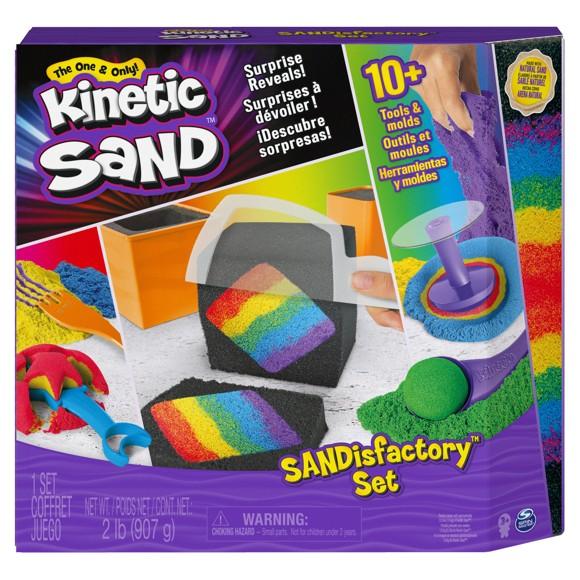 Kinetic Sand - SANDisfactory Set (6061654)