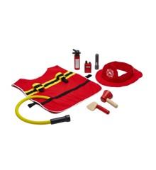 Plantoys - Firefighters set (3708)