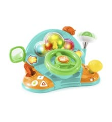 Bright Starts - Lights & Colors Driver Toy with Melodies (52178)