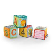 Bright Starts - Stack blocks (52160)