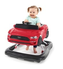 Bright Starts - Ford Mustang, Red (11632)