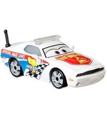 Cars 3 - Die Cast - Pat Traxson (GXG59)