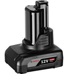 Bosch - GBA 12V Battery - 6.0Ah