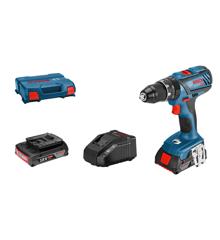 Bosch - GSB 18V-28 - Cordless Combi Driver - Battery & Case Set