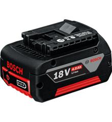 Bosch - GBA 18V Battery - 4.0Ah