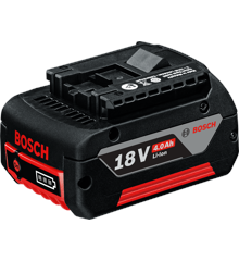Bosch Professional - GBA 18V Battery - 4.0Ah