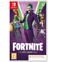 Fortnite The Last Laugh (Download Code)