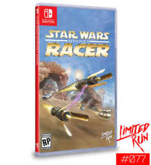 Star Wars Episode I Racer (Limited Run #77) (Import)