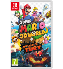 Super Mario 3D World + Bowser's Fury  (UK, SE, DK, FI)