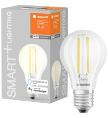 LEDVANCE - SMART+ standard 60W/827 clear filament E27 WiFi