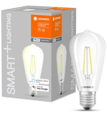 Ledvance - E27 Wifi  Edison Filament  Warm White - Smart & Wifi