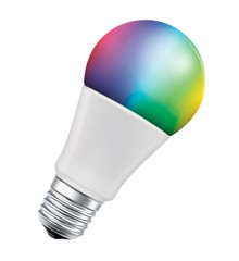 LEDVANCE - SMART+ standard 75W/RGBW frosted E27 WiFi