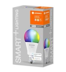 LEDVANCE - SMART+ standard 60W/RGBW frosted E27 WiFi
