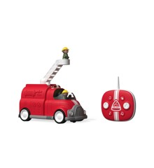 Sharper Image - RC Fire Engine Lights and Sounds (1212000611)