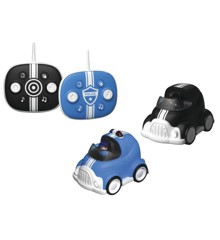 Sharper Image - RC Cars with Lights & Sound 2-pack (1212000601)