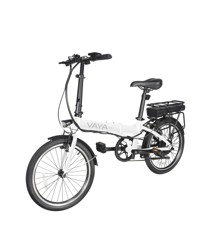 Vaya - CB-1 Electric City Bike - White (1641WH)