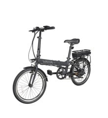 Vaya - CB-1 Electric City Bike - Dark Grey (1641DG)