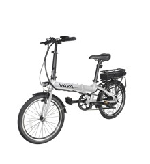 Vaya - CB-1 Electric City Bike - Silver (1641SL)