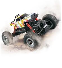 High Speed R/C ATV Bil, 1:16