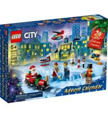 LEGO City - Advent Calendar 2021 (60303)