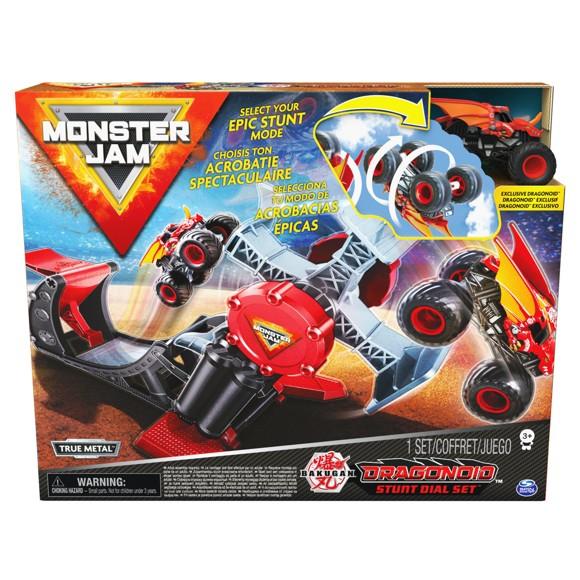 Monster Jam - 1:64 Playset - Bakugan (6045029)