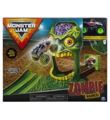 Monster Jam - 1:64 Legesæt - Zombie