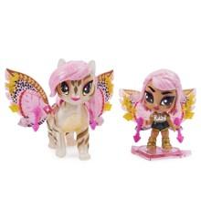 Hatchimals - Pixie Riders Wilder Wings - Tiger (6059691)