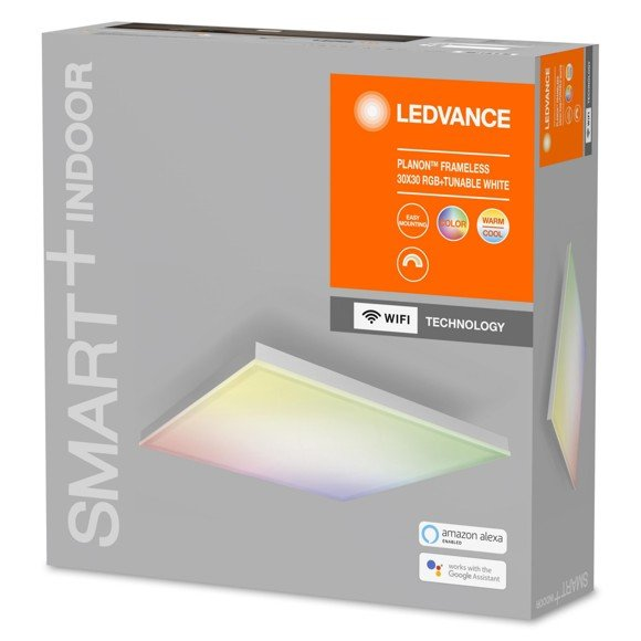 Ledvance - SMART+ Planon Frameless 20W/RGBTW 30x30 WiFi