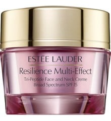 Estée Lauder - Resilience Multi-Effect Tri-Peptide Face and Neck Creme SPF15 Dry Skin 50 ml