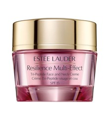 Estée Lauder - Estee Lauder Resilience Multi-Effect Tri-Peptide Face and Neck Creme SPF15 Normal/Combination 50 ml