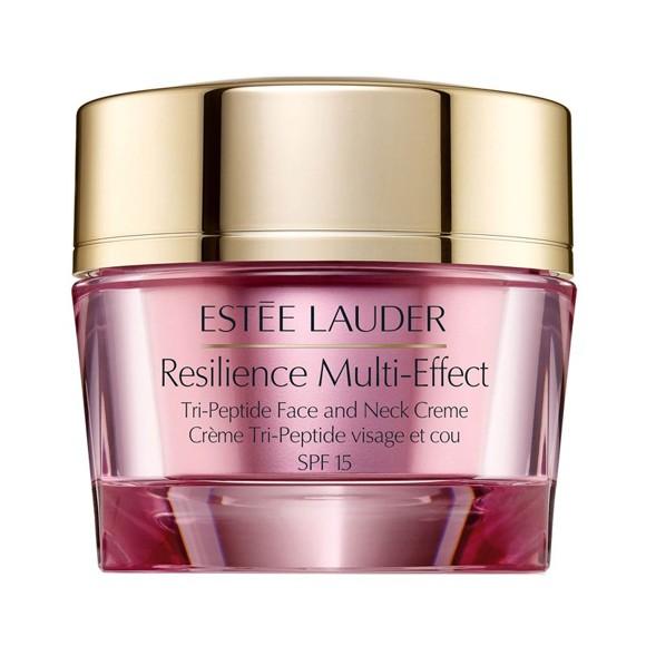 Estée Lauder - Estee Lauder Resilience Multi-Effect Tri-Peptide Face and Neck Creme SPF15 Normal/Combination 50 ml