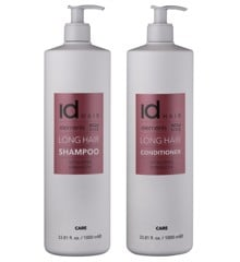 IdHAIR - Elements Xclusive Long Hair Shampoo 1000 ml + Conditioner 1000 ml