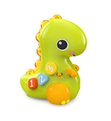 Bright Starts - Go, Go, Dino Crawl & Count Toy (12506)