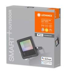 Ledvance - Smart+ Outdoor Flood RGBW Multiple Color - 20w