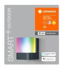 Ledvance -  Smart+ Outdoor Cube RGBW Wall Light