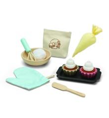 Plantoys - Cupcake bagesæt (3626)