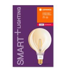 Ledvance - Smart+  Globe Clear Filament gold E27 Light Bulb - Zigbee
