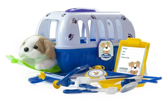 Junior Home - Pet Vet Play Set (505133)