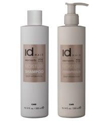 IdHAIR - Elements Xclusive Moisture Shampoo 300 ml + Conditioner 300 ml