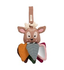 Filibabba - Bea the bambi touch & play brownie - GOTS Organic (PT032)
