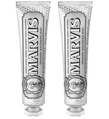 MARVIS - Tandpasta Whitening Mint for Smokers 2x85 ml