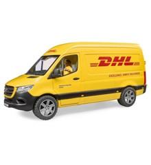 Bruder - MB Sprinter DHL med chauffør (BR2671)